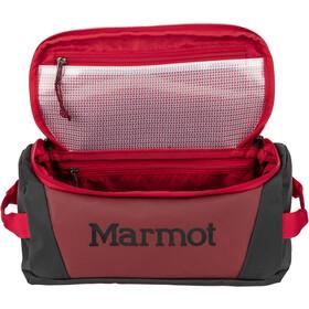 Marmot Mini Hauler Bolsa Neceser Baño, brick/black